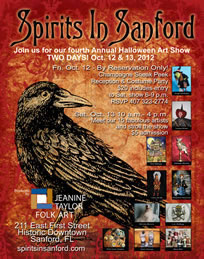 Spirits in Sanford Art Show